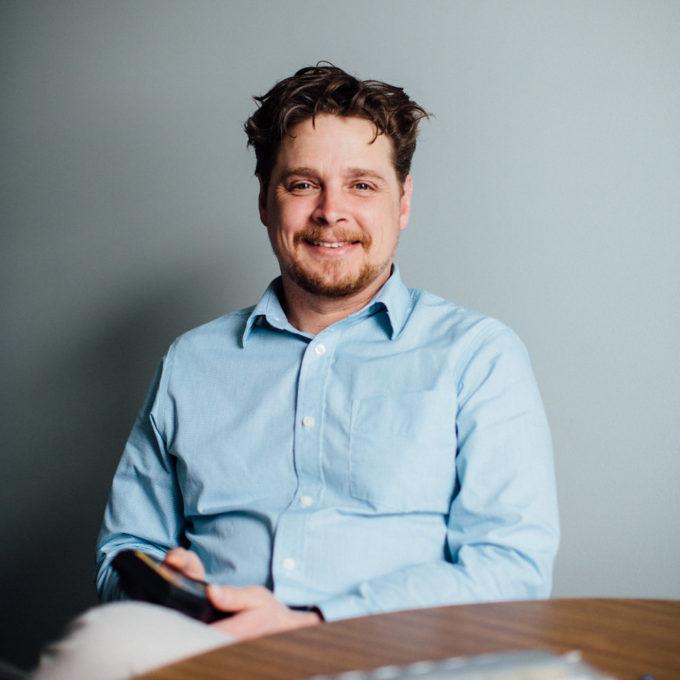 Photo of Andrew P. Gobeil
