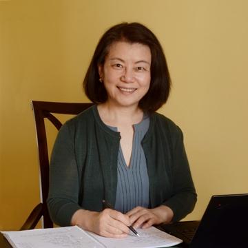 Photo of Huqiu Zhang