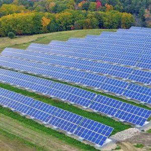 Photovoltaic Solar Array