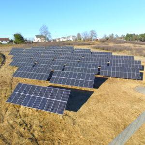 Wishcamper solar panels